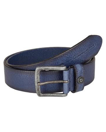 Ledergürtel Blue