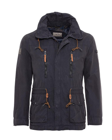 Zipper Jacke – Bild 1