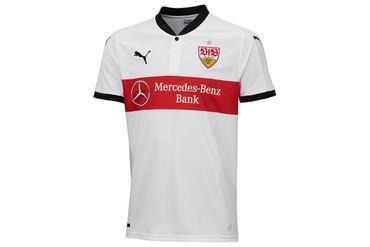 VfB Stuttgart Heimtrikot 2017/18 – Bild 1