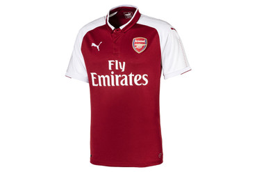 Arsenal London Heimtrikot 2017/18 – Bild 1