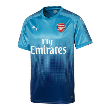 Arsenal London Away Kids 2017/18 – Bild 1