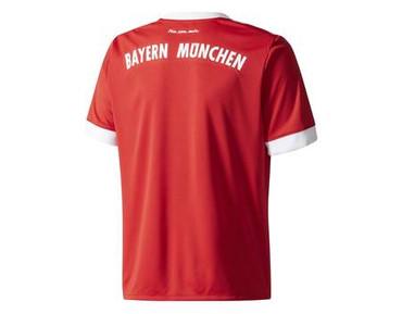 Bayern München Heimtrikot Kids 2017/18 – Bild 2
