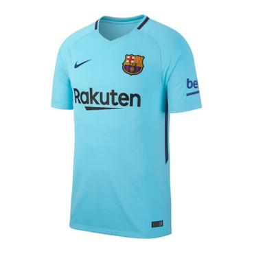 FC Barcelona Auswärtstrikot 2017/18 Kids – Bild 1