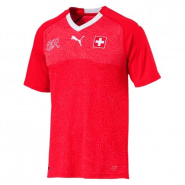 Switzerland Home jersey World Cup 2018 – Bild 1