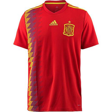 Spain Home jersey World Cup 2018 Kids – Bild 1