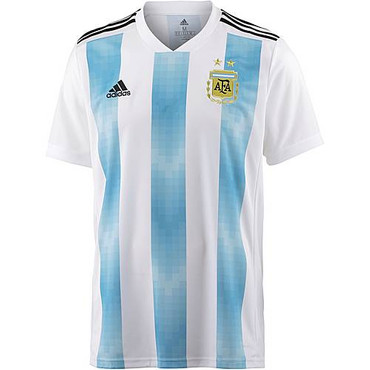 Argentina Home jersey World Cup 2018 Kids – Bild 1