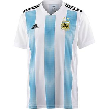 Argentinien Heimtrikot WM 2018 Kids – Bild 1