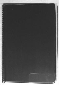 STAR Notenschutzmappe Modell 245 Hochformat