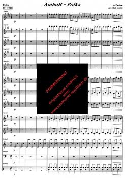 Amboss-Polka, A 6016 – Bild 2
