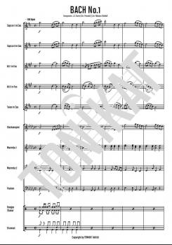 Bach No. 1,  TK 160109 – Bild 1