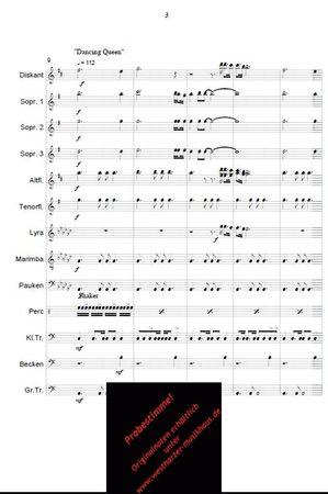 ABBA-Medley, CS 4120 – Bild 3
