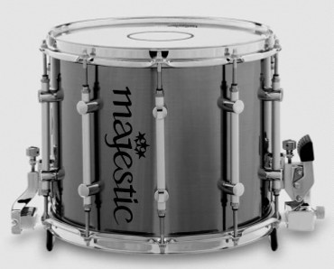"MAJESTIC 13"" x 11"" HT-Snare-Drum"