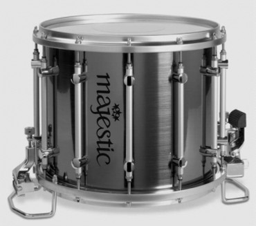 "MAJESTIC 14"" x 12"" HT-Snare-Drum, XHC1412S"