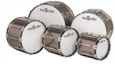 "MAJESTIC 22"" x 14"" XTD-Bass-Drum"