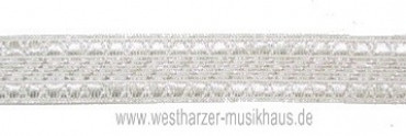 Gardetresse 21 mm breit gewebt