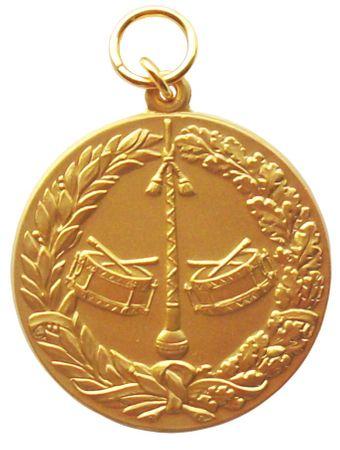 Medaille für Spielmannszug, 39 mm Ø – Bild 1