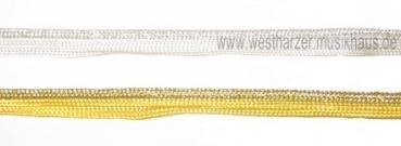 Paspelitze 7 mm breit geklöppelt mit Steg