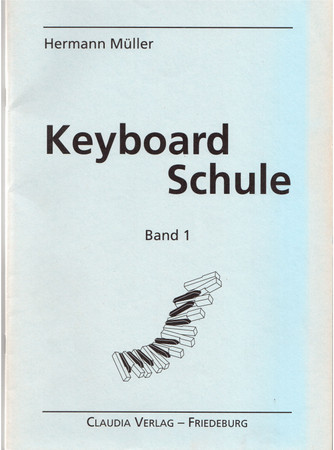 Keyboard Schule, Band 1