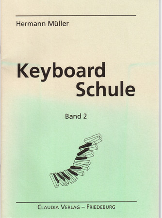Keyboard Schule, Band 2