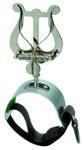 Marschgabel Flöte, Einhandbedienung, Lyra groß 001