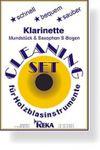 REKA Cleaning-Set für Klarinette und S-Bogen für Saxophon 001