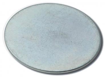 Metallplättchen, Ø 40 mm