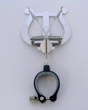 Marschgabel für B-Klarinetten -FLEX-, Lyra mittel