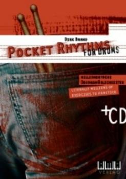 Pocket Rhythms for Drums, AMA 610304