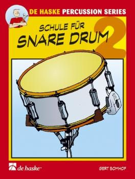Schule für Snare-Drum, Teil 2, DH 1002088