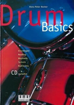 Drum Basics, AMA 610137