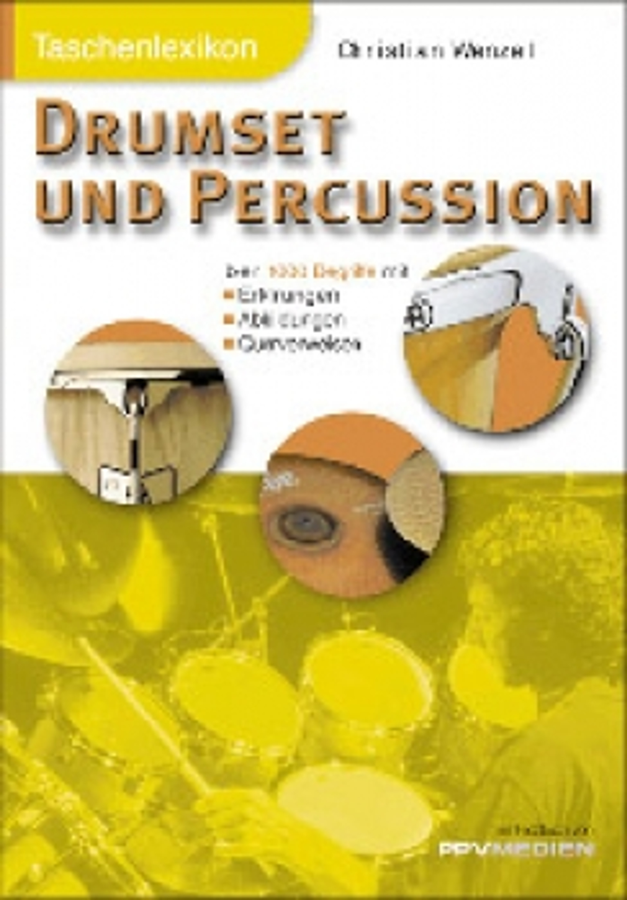 Drumset und Percussion, 3-932275-32-2