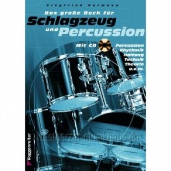 Das große Buch für Schlagzeug und Percussion, 3-8024-0221-0