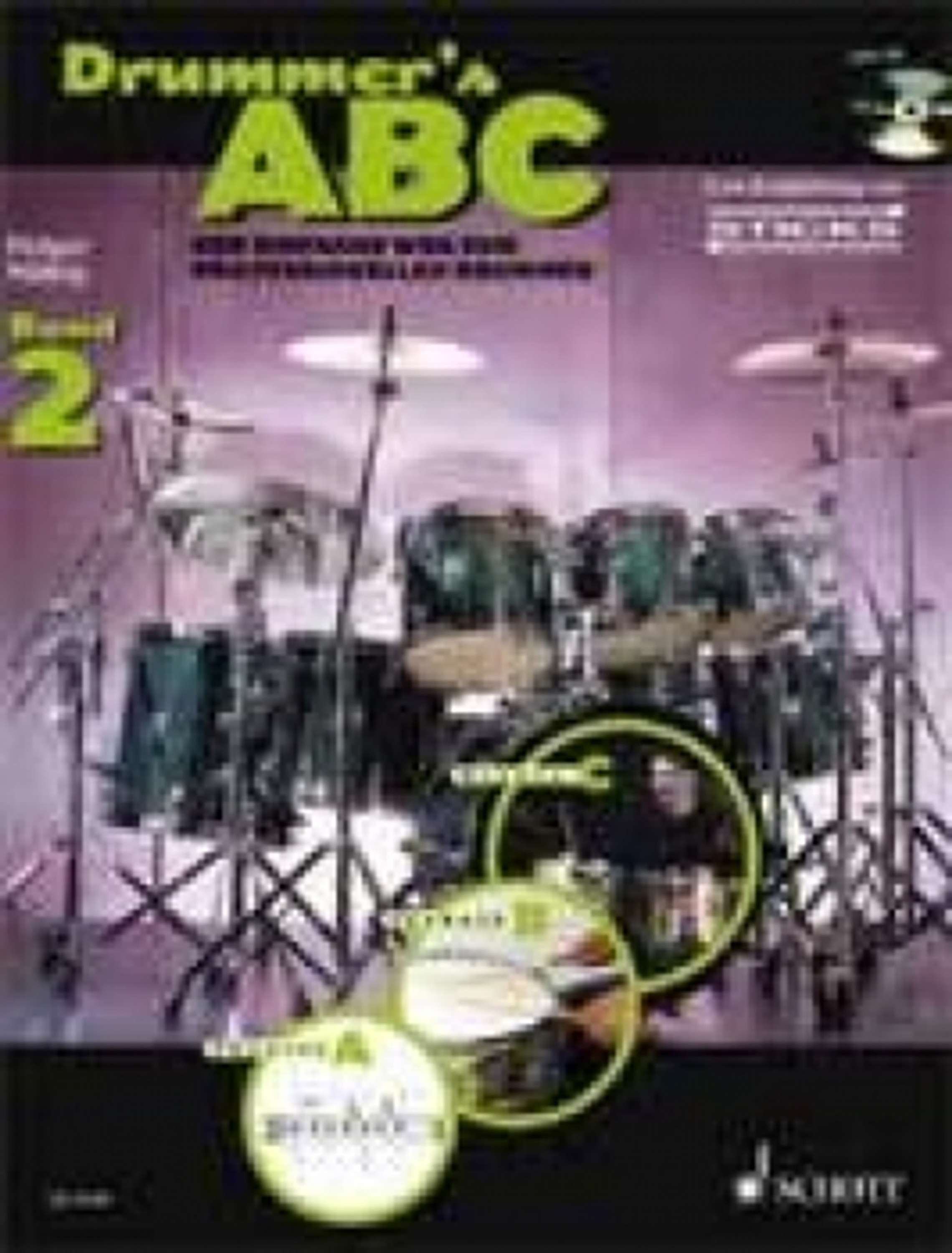 Drummer's  ABC, Band 2, ED 9139