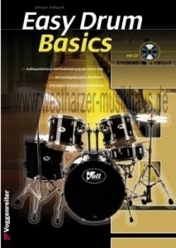 Easy Drum Basics, 3-8024-0661-4