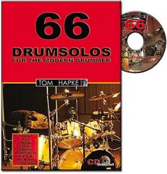 66 Drumsolos for the modern Drummer, BoE 7019