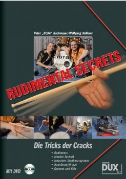 Rudimental Secrets incl. DVD, D 407