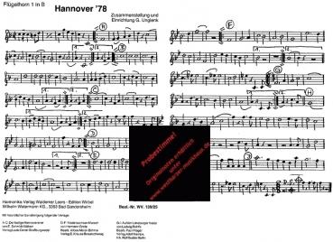 Hannover 78, WV 139