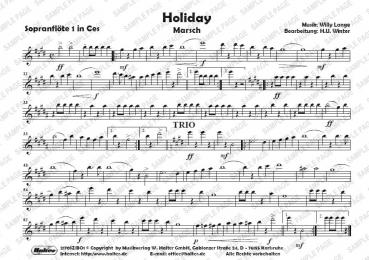 Holiday, WH 2170SZ/BO1