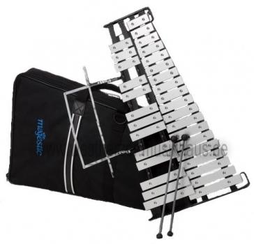 MAJESTIC Schülerinstrumenten-Kit mit Glockenspiel