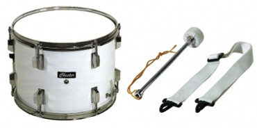 "CHESTER Marching Tenor Drum 14""x10"" ohne Snareteppich"