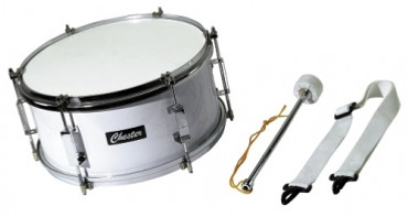 "CHESTER Marching Drum 12""x7"""
