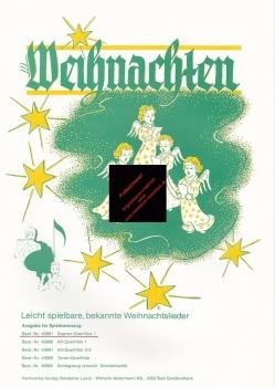 Weihnachten (Leers), Tenor-Querflöte, HV 40992