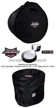 "AHEAD Armor Case Trommeltasche 22""x14"""