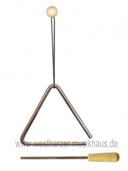 Triangel Ø  8 mm, 20 cm