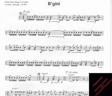 Solo Album Snare Drum, Henk Kikkert, Band 2, TR SA/MD – Bild 3
