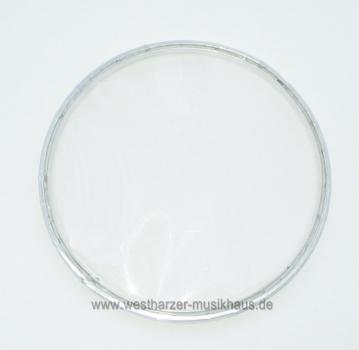 STABIL 15,2 cm, Schlagfell flach, transparent
