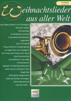 Weihnachtslieder aus aller Welt, Trompete, VHR 3506
