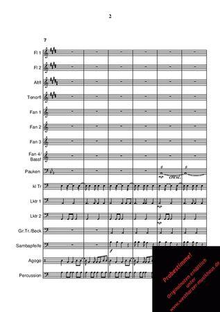 Samba für Fanfaren, CS 18070 – Bild 2
