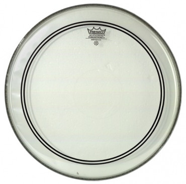 "REMO 13"" Powerstroke 3 transparent"