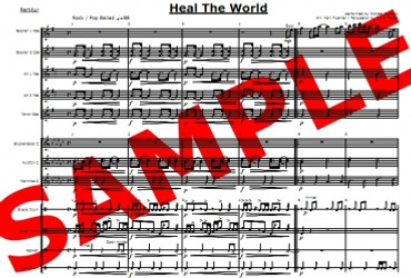 Heal the World, PZ 107 – Bild 1